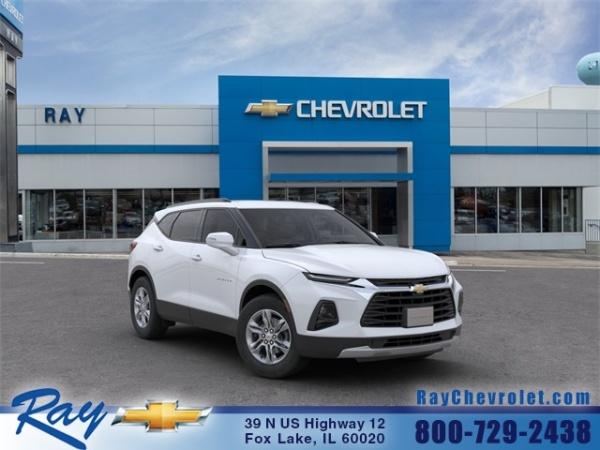 2019 Chevrolet Blazer in Fox Lake, IL