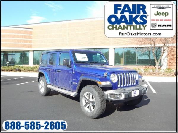 2019 Jeep Wrangler in Chantilly, VA