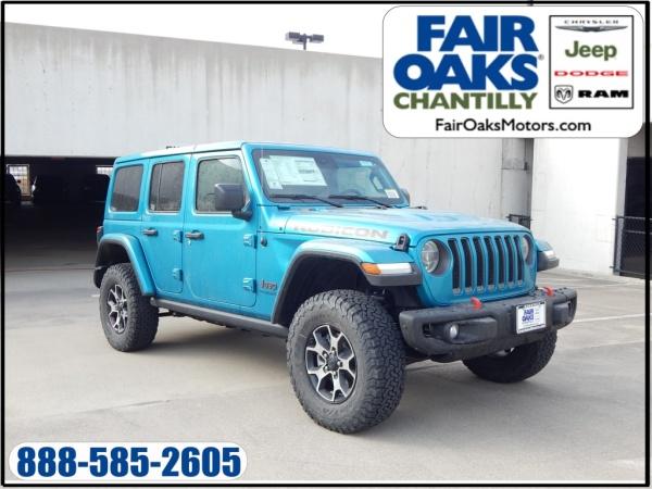 2020 Jeep Wrangler in Chantilly, VA