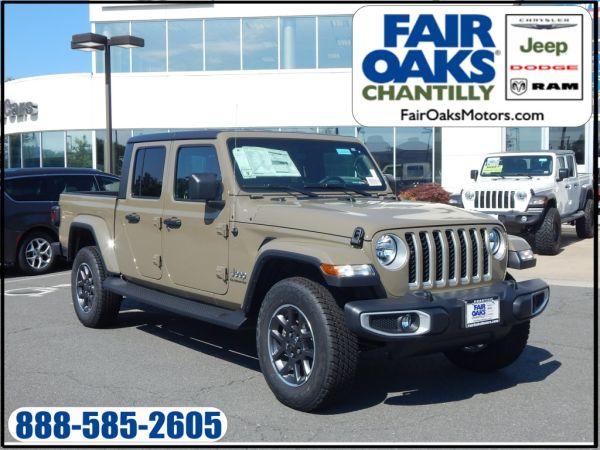 2020 Jeep Gladiator in Chantilly, VA