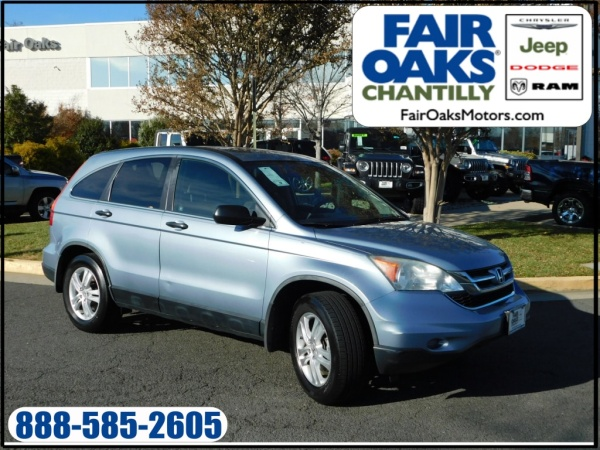 2010 Honda CR-V in Chantilly, VA