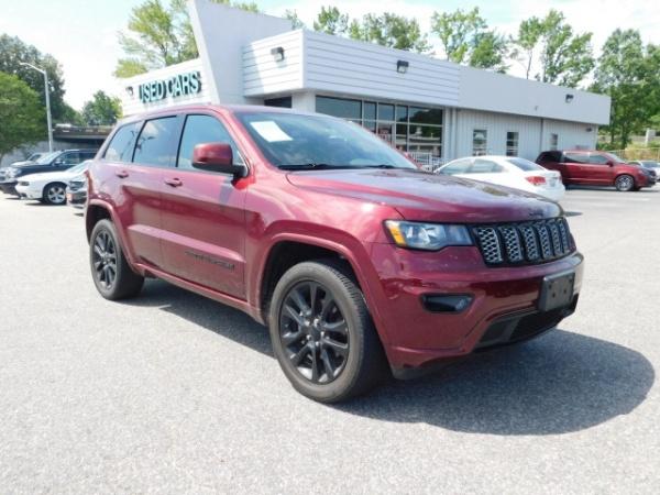 2017 Jeep Grand Cherokee in Norfolk, VA