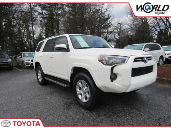2020 Toyota 4Runner in Atlanta, GA
