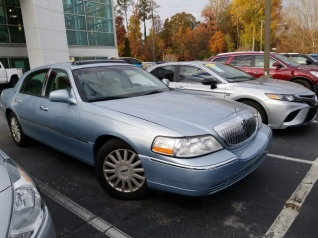Used Lincoln Town Car For Sale In Alpharetta Ga 14 Used Town Car