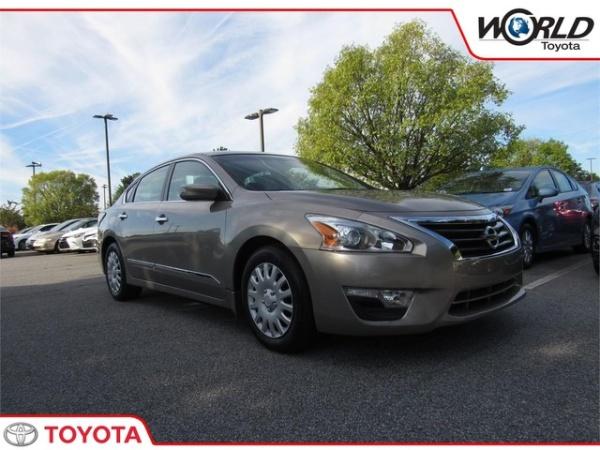 2015 Nissan Altima 2.5 S $14,772 Atlanta, GA