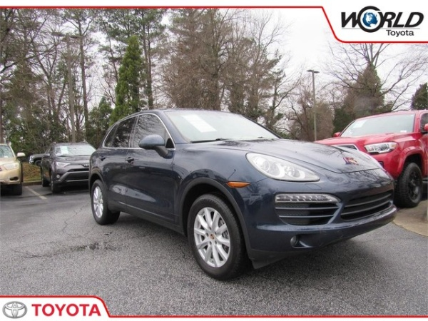 2014 Porsche Cayenne in Atlanta, GA