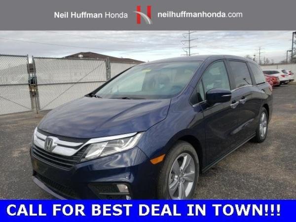 2020 Honda Odyssey in Clarksville, IN