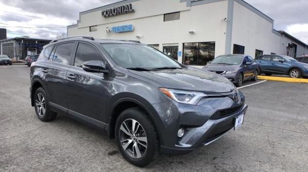 2017 Toyota RAV4 in Danbury, CT