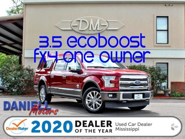 2017 Ford F-150 in Hattiesburg, MS