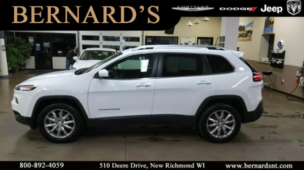 2018 Jeep Cherokee in New Richmond, WI