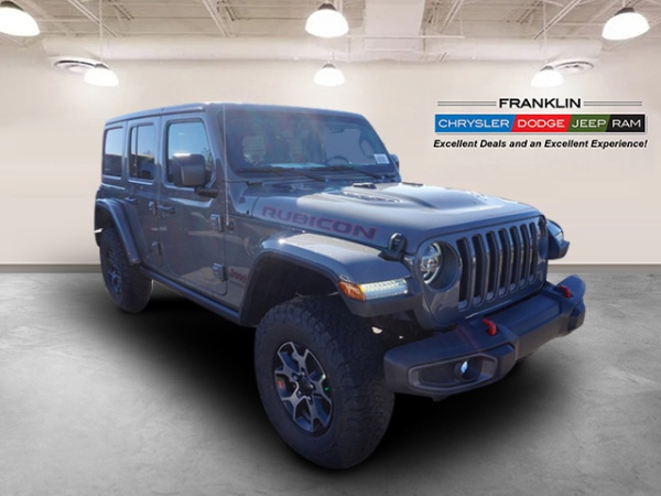 2020 Jeep Wrangler in Franklin, TN