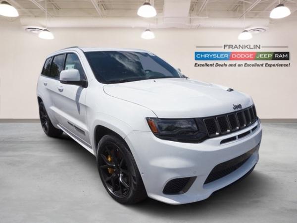 2018 Jeep Grand Cherokee in Franklin, TN