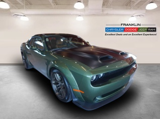 Dodge Dealership Nashville Tn >> New Dodge Challenger Srt Hellcat Redeye Wbs For Sale In
