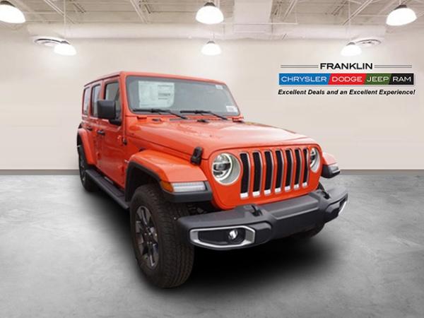 2019 Jeep Wrangler in Franklin, TN