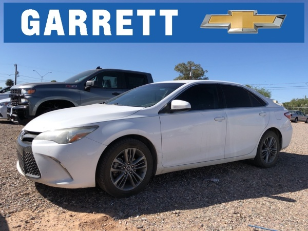 2015 Toyota Camry in Coolidge, AZ