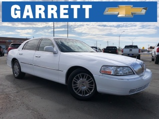 Used Lincoln Town Cars for Sale | TrueCar