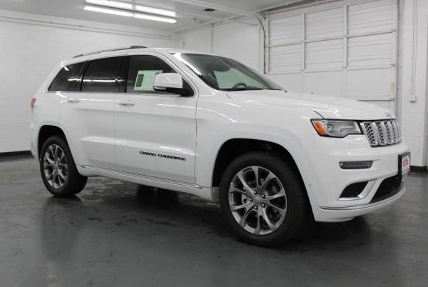 2019 Jeep Grand Cherokee Summit