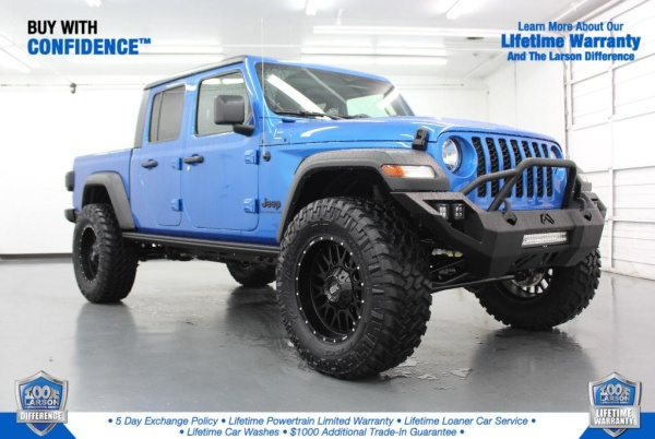 2020 Jeep Gladiator in Puyallup, WA