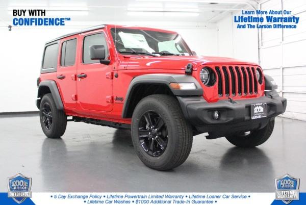 2020 Jeep Wrangler in Puyallup, WA