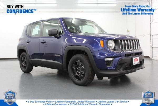 2019 Jeep Renegade in Puyallup, WA
