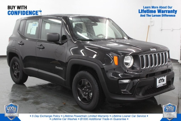 2020 Jeep Renegade in Puyallup, WA