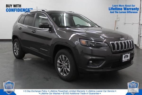 2020 Jeep Cherokee in Puyallup, WA