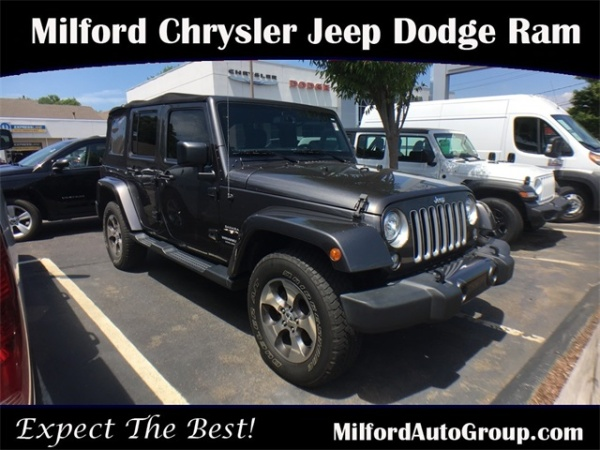 2017 Jeep Wrangler in Milford, CT