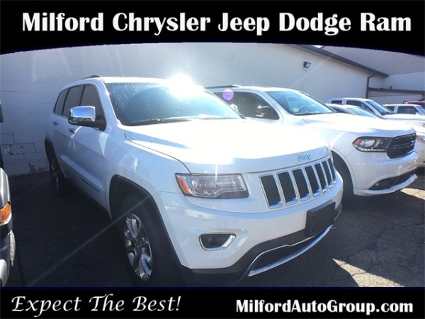 2015 Jeep Grand Cherokee in Milford, CT