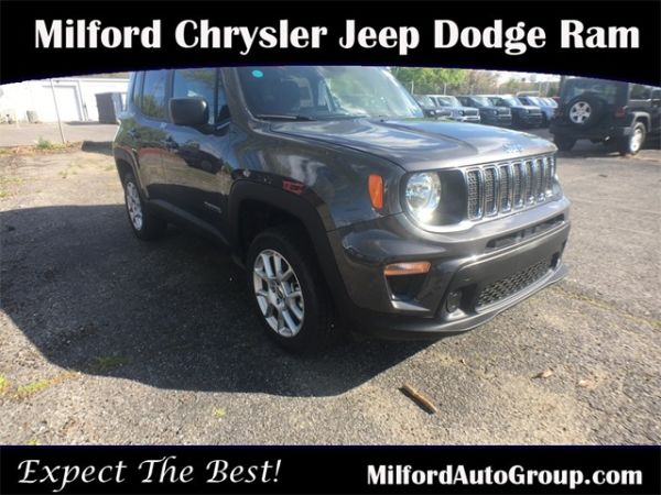 2019 Jeep Renegade in Milford, CT