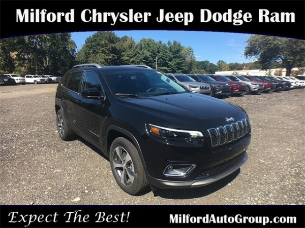 2020 Jeep Cherokee in Milford, CT