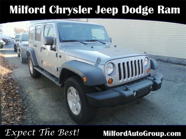 2013 Jeep Wrangler in Milford, CT