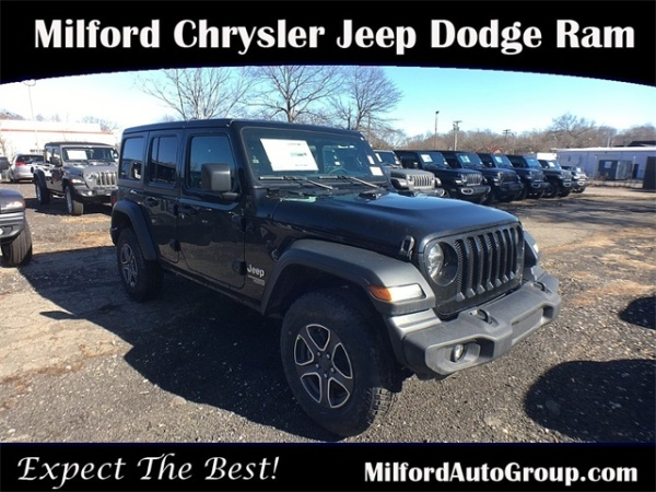 2020 Jeep Wrangler in Milford, CT