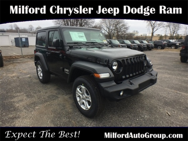 2019 Jeep Wrangler in Milford, CT
