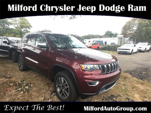 2020 Jeep Grand Cherokee in Milford, CT