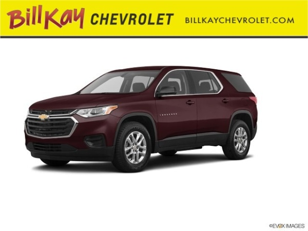 2020 Chevrolet Traverse in Lisle, IL