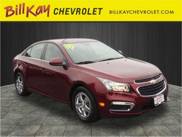 2016 Chevrolet Cruze Limited in Lisle, IL