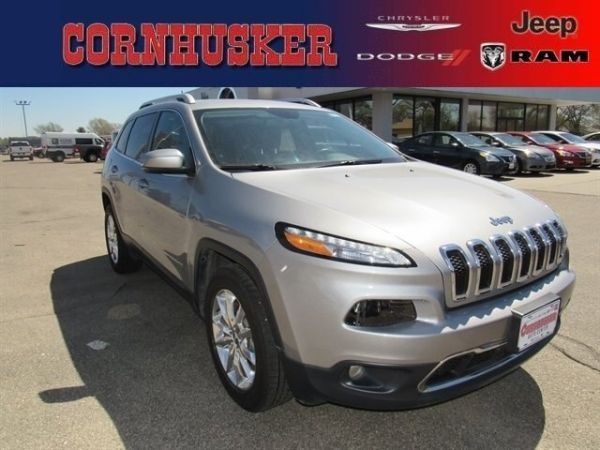 2015 Jeep Cherokee in Norfolk, NE