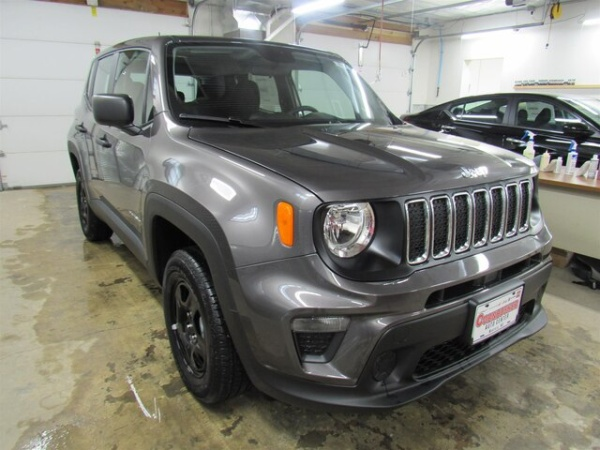 2020 Jeep Renegade in Norfolk, NE