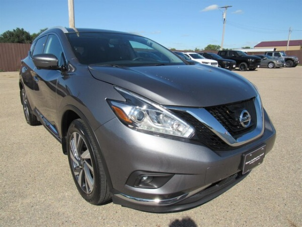 2018 Nissan Murano in Norfolk, NE