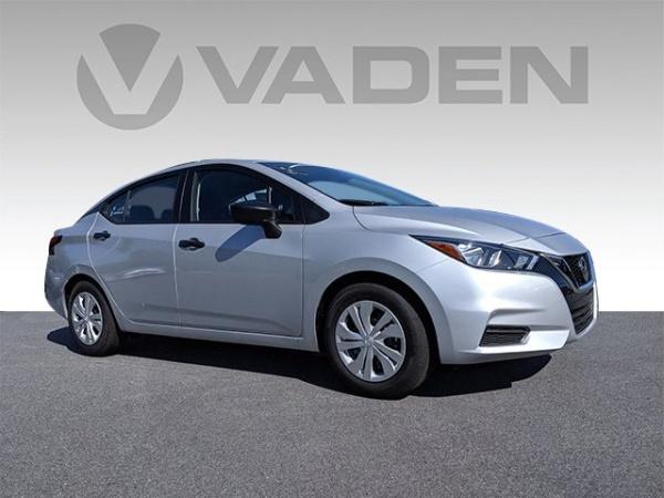 2020 Nissan Versa in Statesboro, GA
