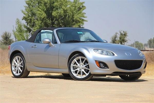 2009 Mazda MX 5 Miata Grand Touring Automatic