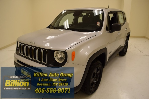2019 Jeep Renegade in Bozeman, MT