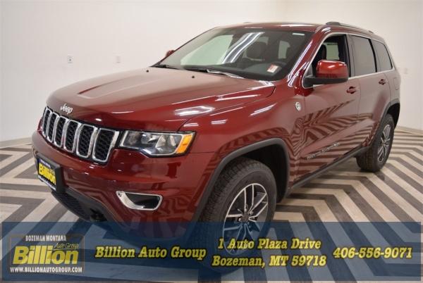 2020 Jeep Grand Cherokee in Bozeman, MT