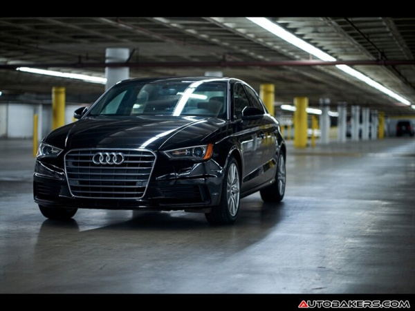 2015 Audi A3 2.0 Premium TDI
