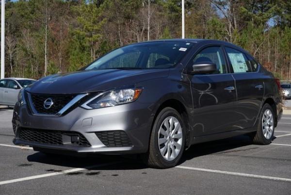 2019 Nissan Sentra in Morrow, GA