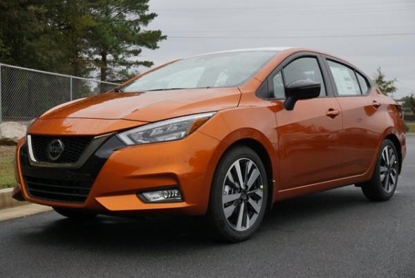 2020 Nissan Versa in Morrow, GA