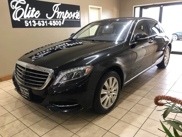 2014 Mercedes-Benz S-Class in West Chester, OH