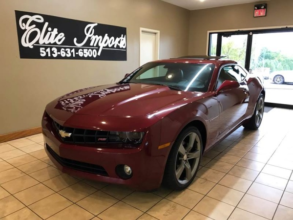2011 Chevrolet Camaro in West Chester, OH