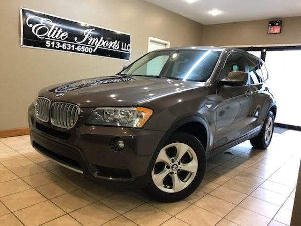 used bmw x3 for sale in dayton oh u s news world report. Black Bedroom Furniture Sets. Home Design Ideas