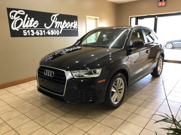 2018 Audi Q3 in West Chester, OH